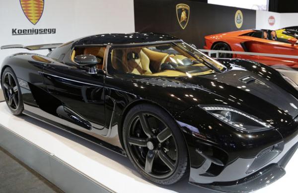 10 самых лучших автомобилей  автошоу 2014