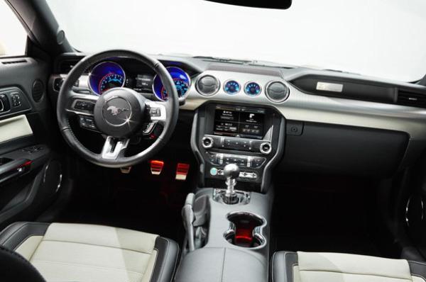 Форд «Мустанг» 50летний юбилейный выпуск