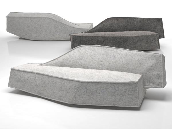 Новый взгляд на дизайн мягкой мебели.