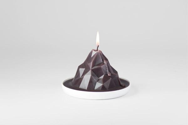 Оригинальные свечи для BOZU Italian Workshop Design.