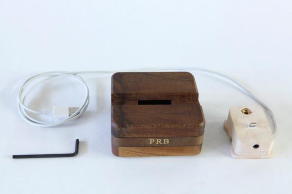 Зарядное устройство от DODOcase и Stikwood/