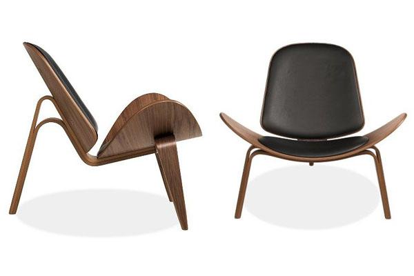 Кресло-ракушка