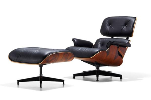 Кресло для отдыха и оттоманка от Имзов
