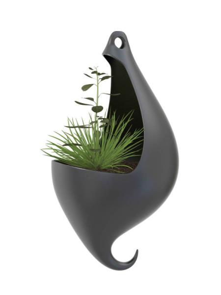 Необычная модель цветочного горшка от финского дизайнера.