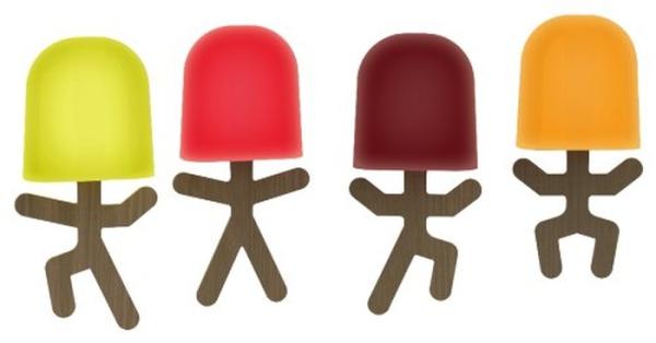 Lollypop Men - аксессуар, который создает праздничное настроение.