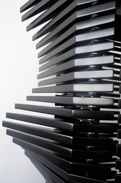 Шкаф от дизайнера Sebastian Errazuriz.