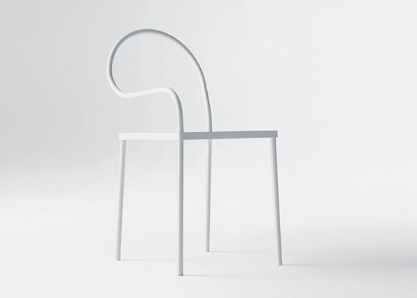 Мебель из стали от Nendo.