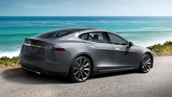 Tesla Model III – прекрасное будущее электромобилей Tesla
