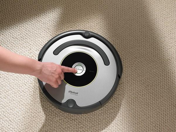 iRobot Roomba – автоматический робот-пылесос