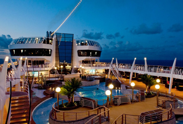 MSC Cruises: MSC Divina