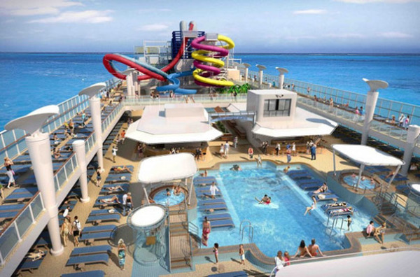 Norwegian Cruise Line: Norwegian Epic