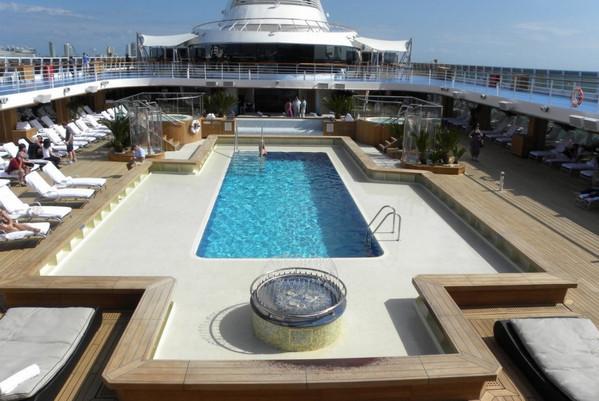 Oceania Cruises: Marina и Riviera