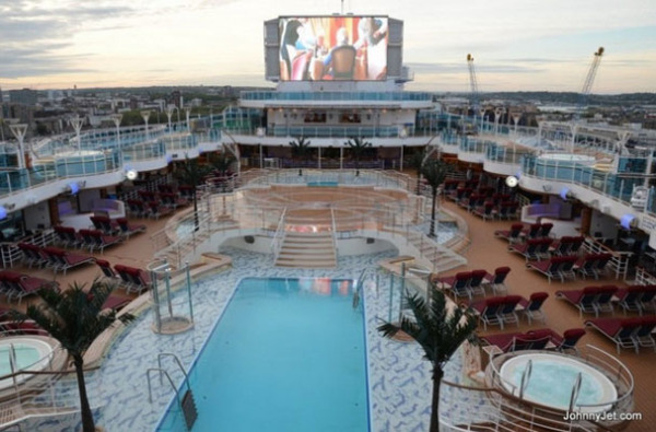 Princess Cruises: Royal Princess и Regal Princess