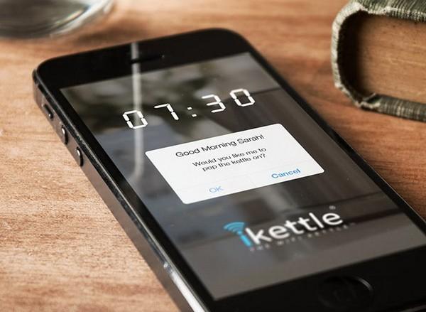 iKettle – чайник под управлением смартфона