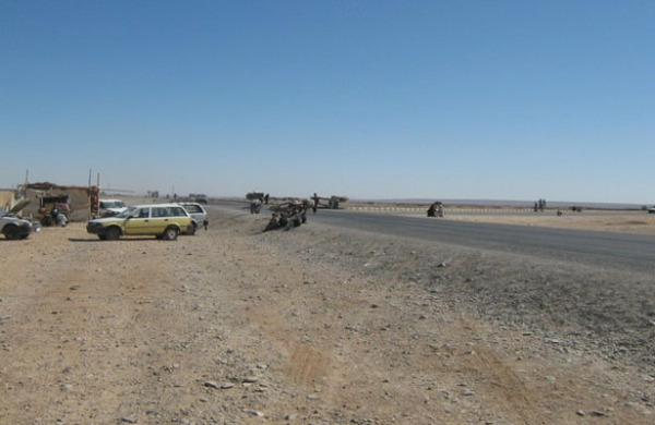 Трасса 1, Афганистан