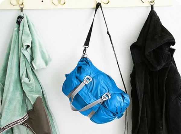 Hoboroll - легкая сумка для путешествий и не только.