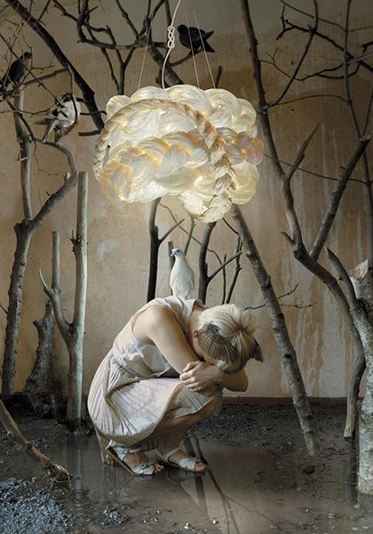 Светильники от латвийской студии Mammalampa.