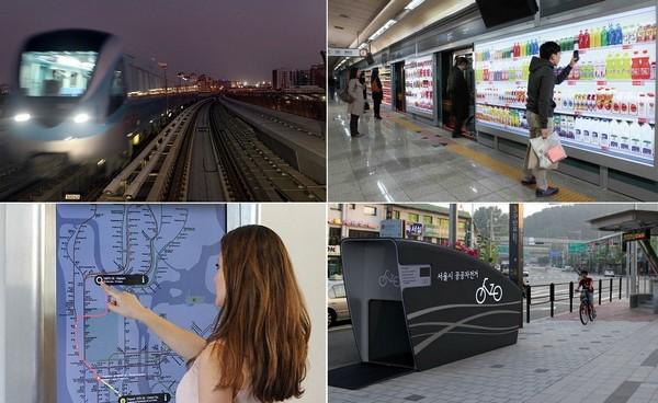 Лучшие инновации в метрополитене