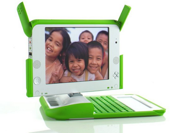 One Laptop per Child – благотворительный ноутбук за 100 долларов