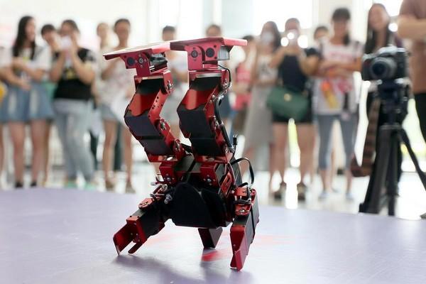 Первые олимпийские игры среди роботов