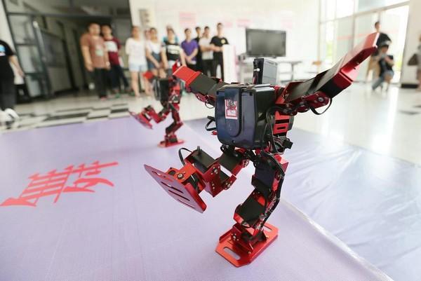 Чемпионат мира по танцам среди роботов
