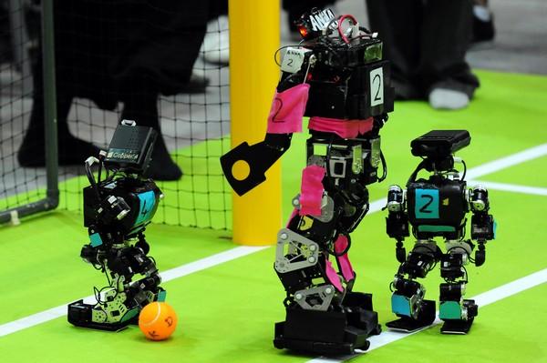 RoboCup – Чемпионат мира по футболу среди роботов