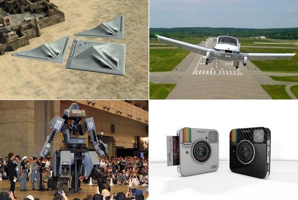 Самые необычные и перспективные трансформирующиеся устройства