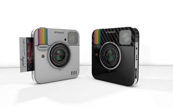 Instagram Socialmatic – цифровой фотоаппарат со встроенным принтером