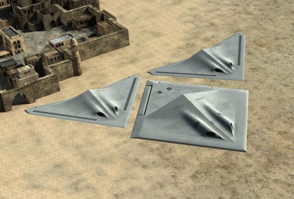 Самолет-трансформер от BAE Systems