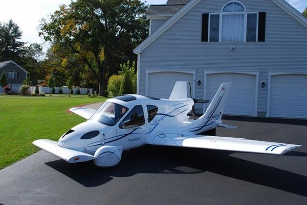 Terrafugia Transition – автомобиль, который умеет летать