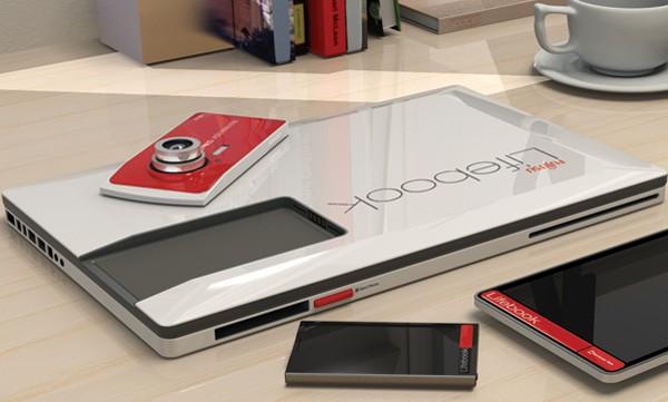 Lifebook – ноутбук, который соединит все ваши гаджеты