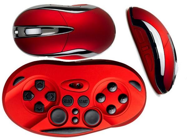 Chameleon X-1 – компьютерная мышь для управления видеоиграми