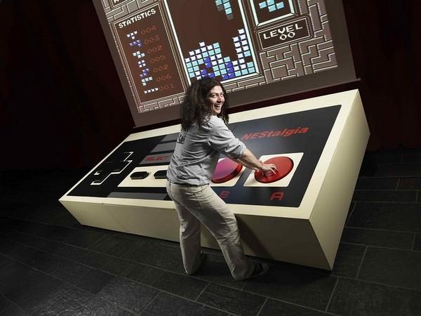 Самый большой в мире игровой контроллер