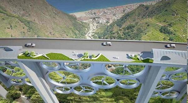 Wind Solar – солнечно-ветряная электростанция на мосту
