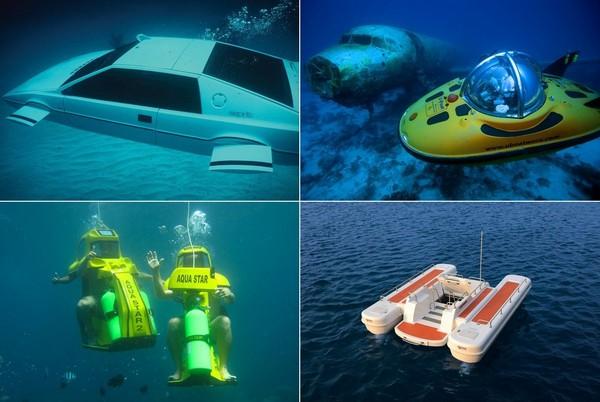 Лучшие частные подводные лодки
