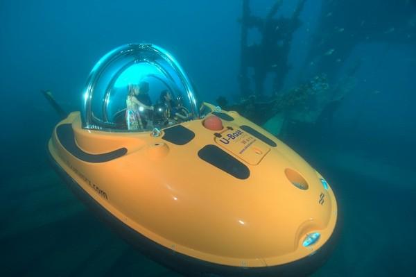 U-Boat Worx – частная субмарина для подводных прогулок