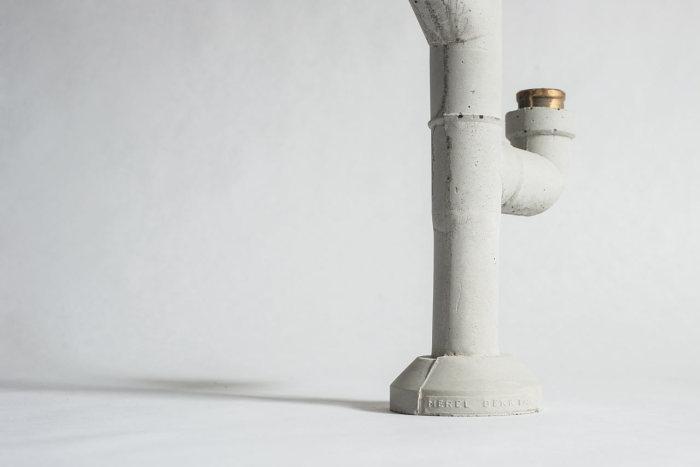 Неординарный дизайн подсвечника от Мэрел Бэккин (Merel Bekking).