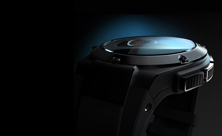 Так выглядят новые часы, которые сейчас разрабатывает HP