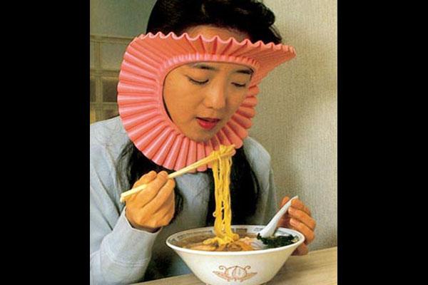 Держатель волос «The noodle Hair Guard»