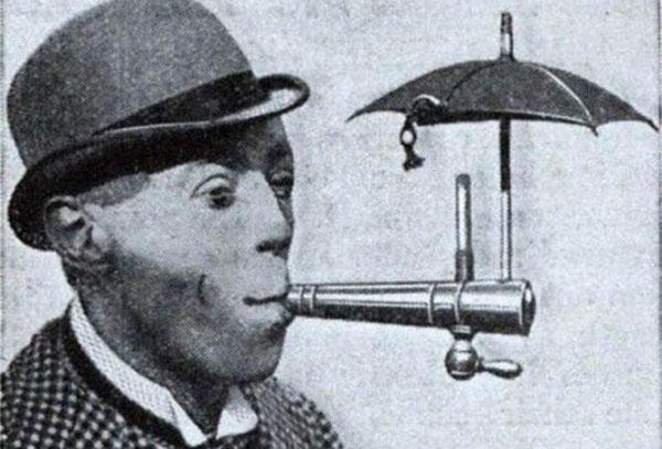 Зонт для сигары