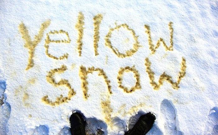 Снег бывает разным