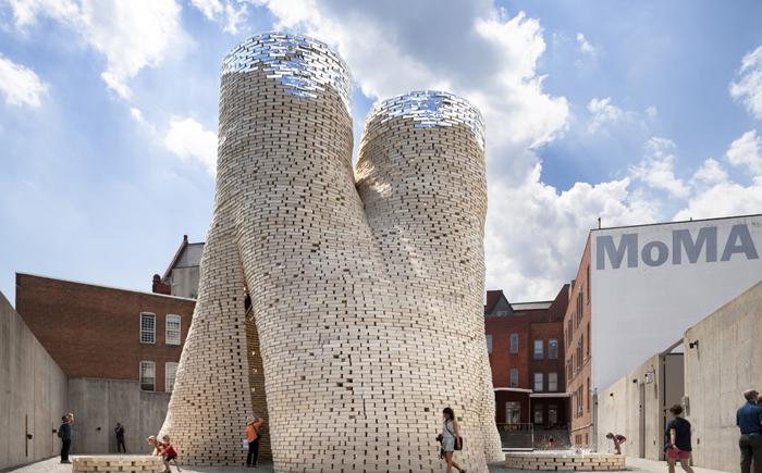 Башня из грибов