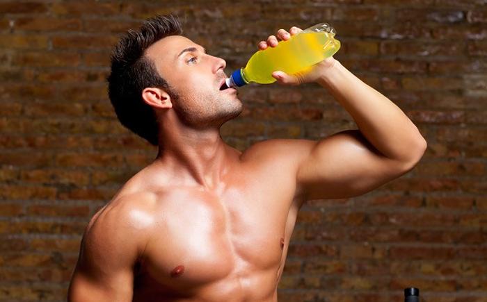 Энергетические напитки из мочи