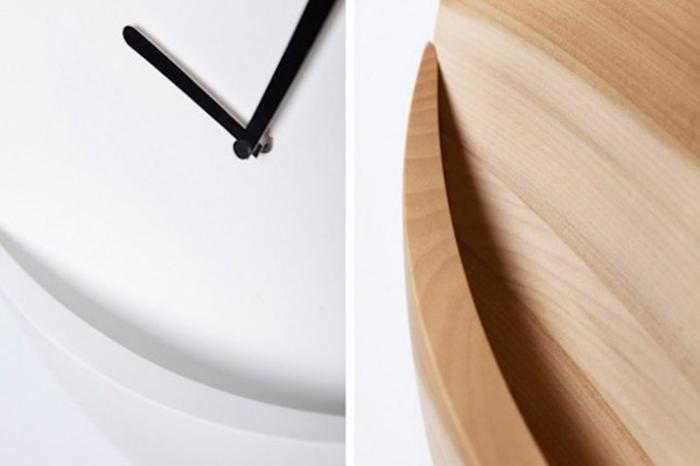 Часы с карманом от David Raffouli.