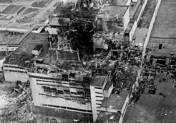 Чернобыль (26 апреля 1986)