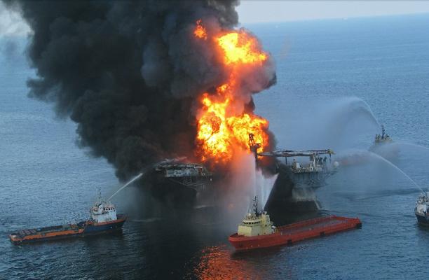 Взрыв нефтяной платформы Horizon Oil (20 апреля 2010)