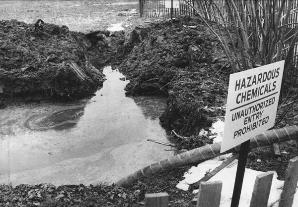 Бедствие Лав-Канал