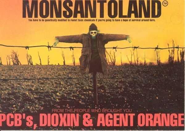 Нужно быть генномодифицированным, чтобы противостоять токсическим веществам и выжить здесь