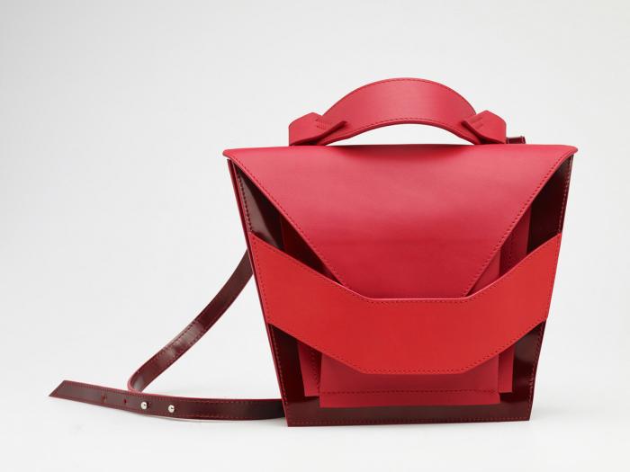 Стильная женская сумочка от Линды Сиэто (Linda Sieto).