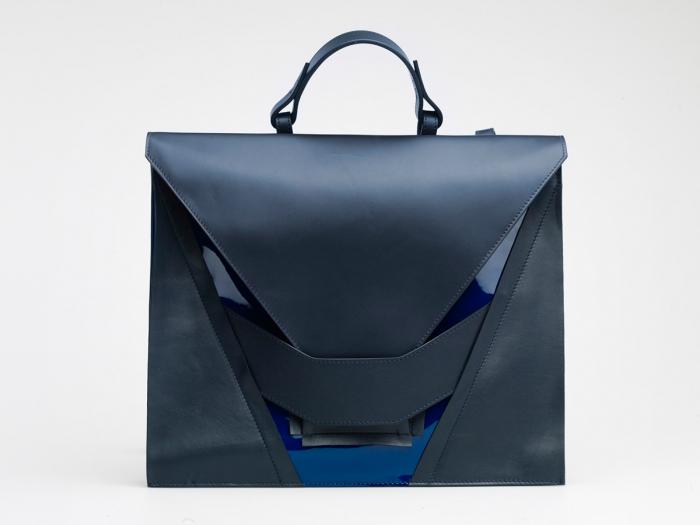 Элегантная сумочка из новой коллекции Линды Сиэто (Linda Sieto).